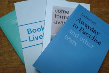A selection of books published by RGAP.