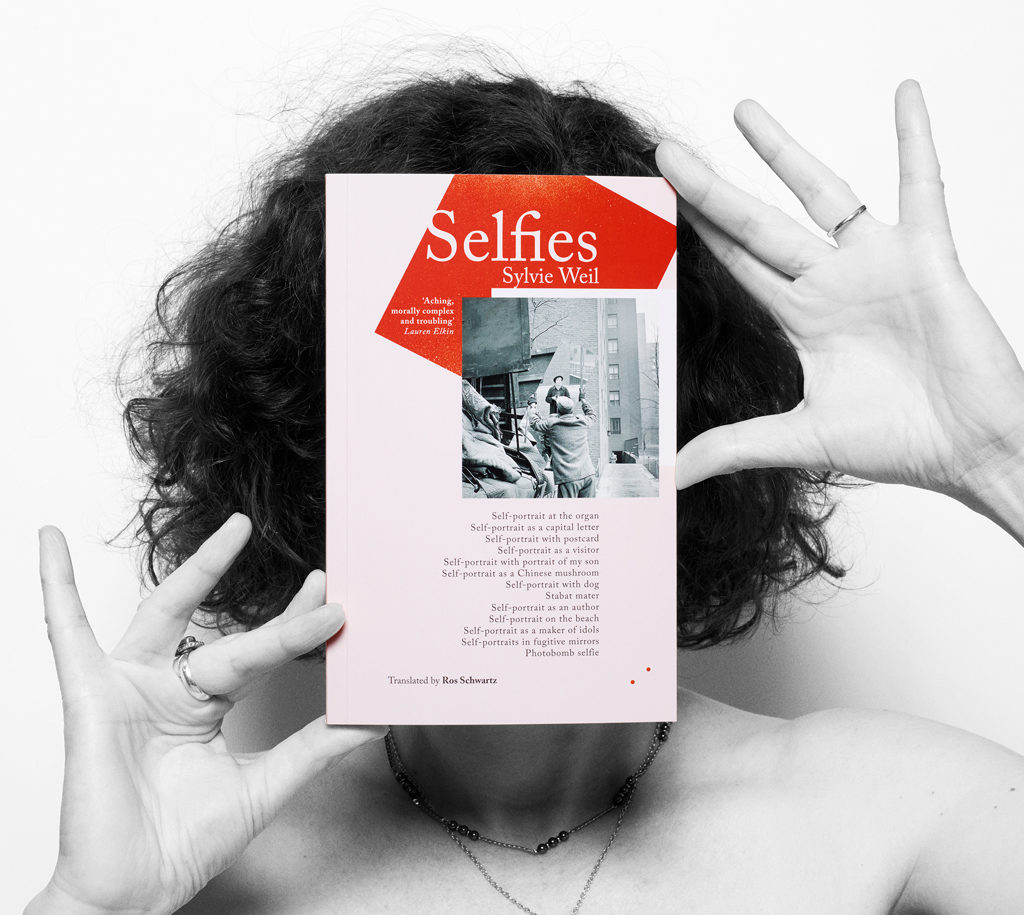 New publication from Les Fugitives, Selfies by Sylvie Weil. Available at Small Publishers Fair 2019.